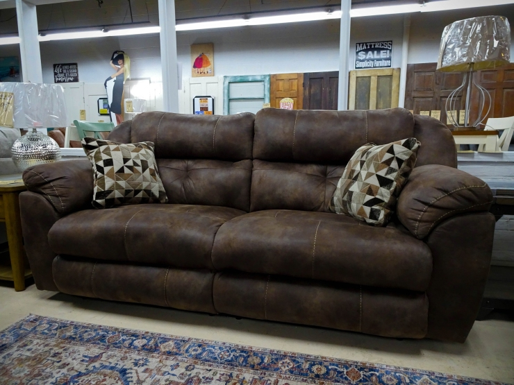 powered reclining sofa simplicity furniture evansville