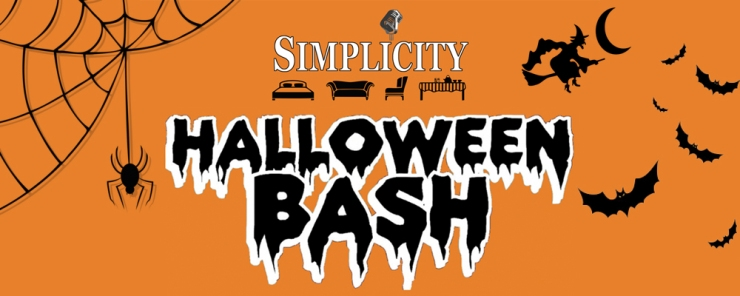 pat coslett simplicity furniture evansville halloween bash