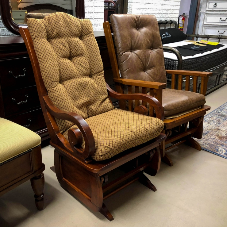 traditional glider rocker chairs simplicity furniture evansville