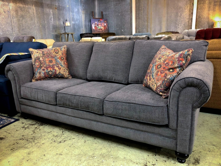 sleeper sofa hideabed pat cosletts simplicity furniture evansville
