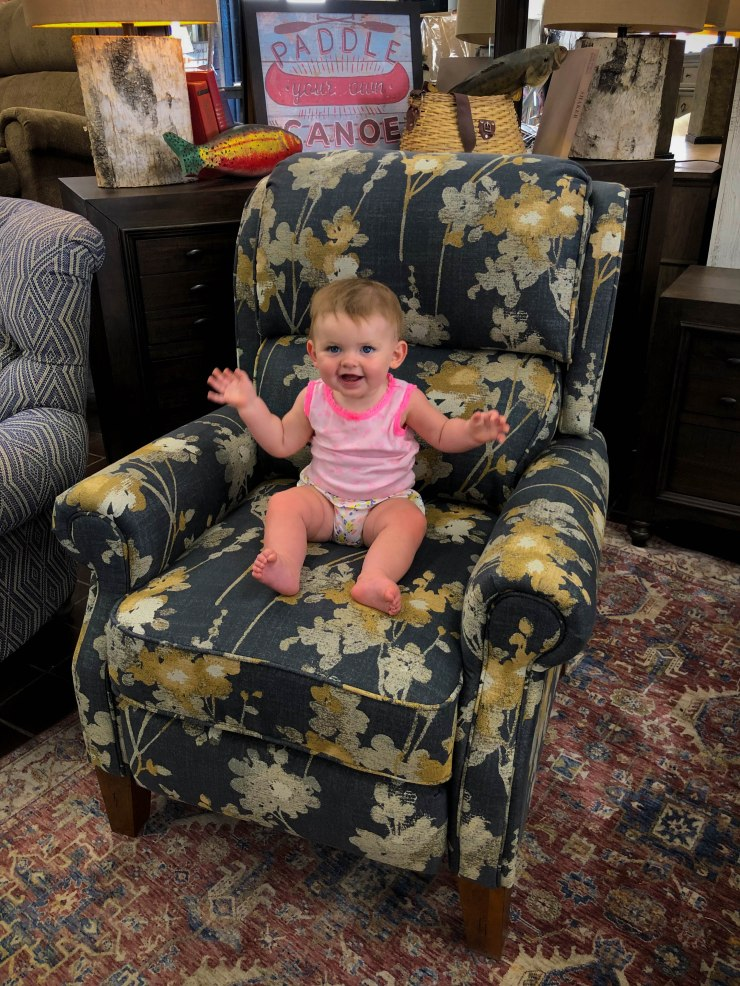 baby chair pat coslett simplicity furniture evansville