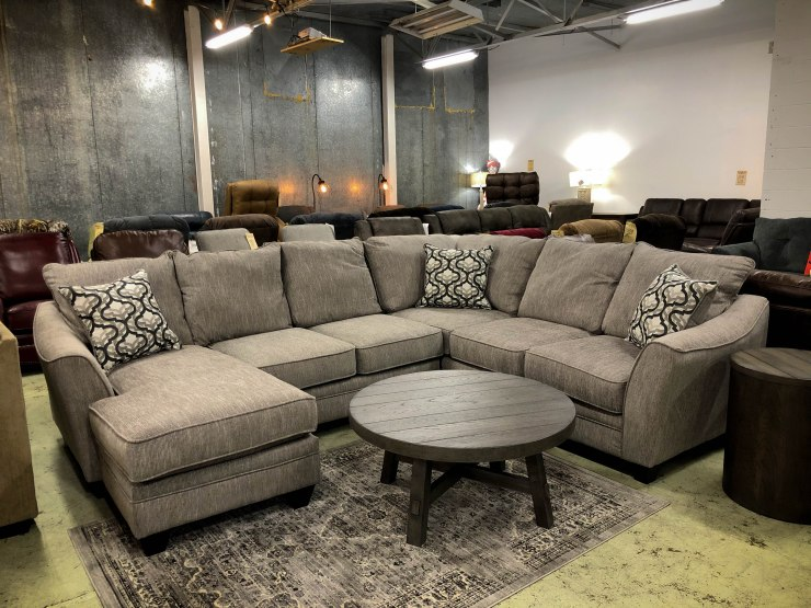sectional sofa furniture pat coslett simplicity evansville
