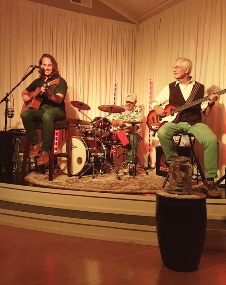 ben dahlquist musician evansville concert