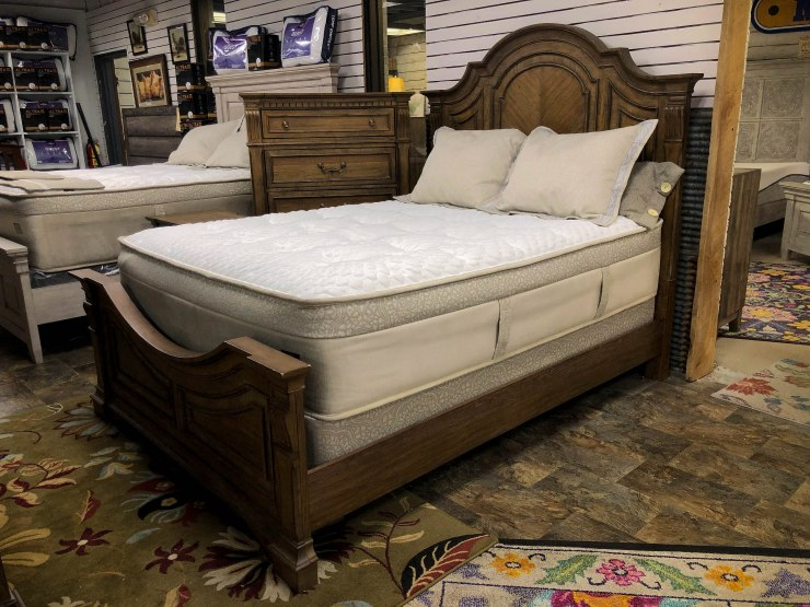 mattress bed bedroom suite pat coslett simplicity furniture evenaville